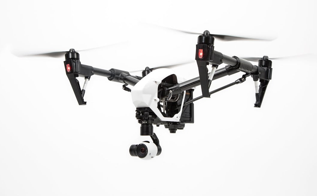 DJIs Original Prosumer Drone The Inspire 1 Is Still Popular With Numerous Industries Including Emergency Services And Structural Inspections