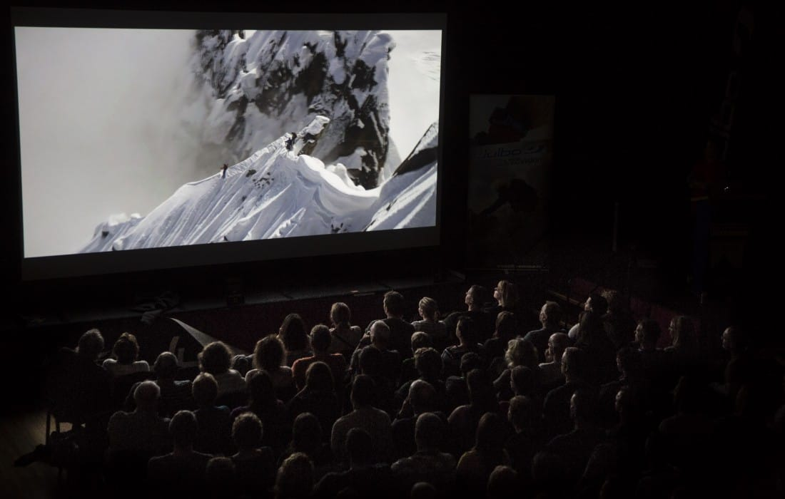 """The Oscars of outdoor film-making"" at Kendal Mountain Festival"