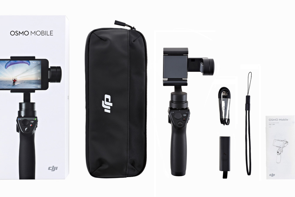 DJI Osmo Mobile Handheld Stabilised Gimbal