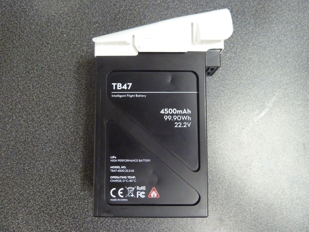 Inspire 1 TB 47 battery