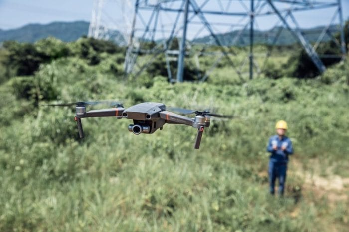 How DJI Drones Have Transformed Energy Inspection | Heliguy