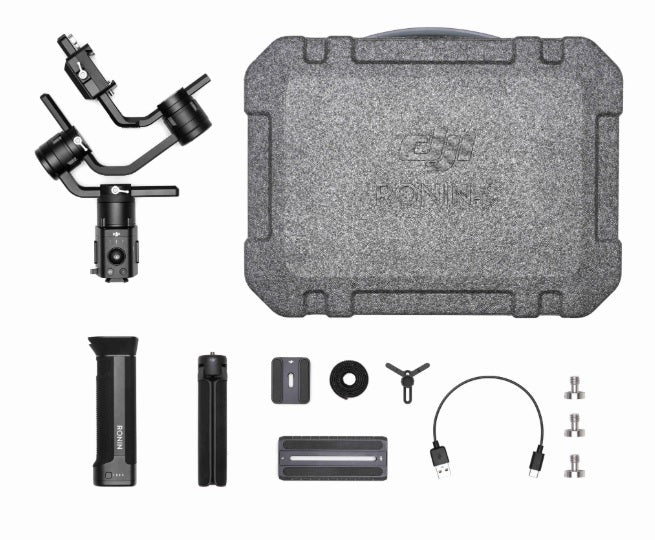 New Ronin-S Essentials Kit launched by DJI | Heliguy