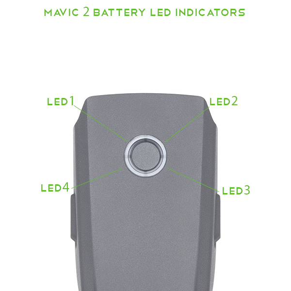 DJI Mavic 2 Battery