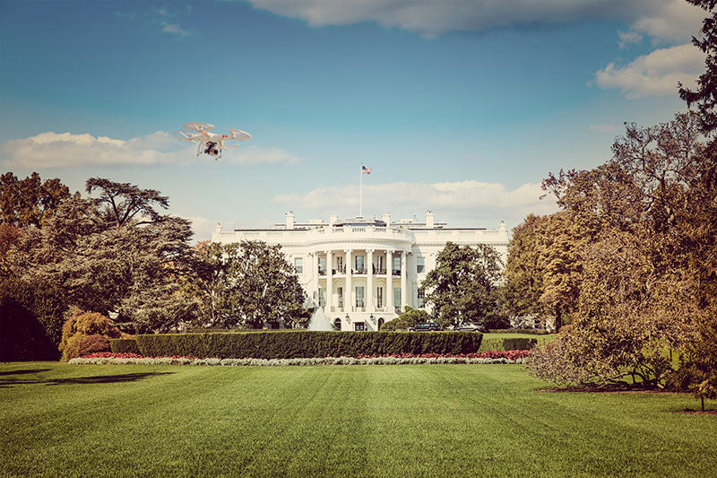 White House drone