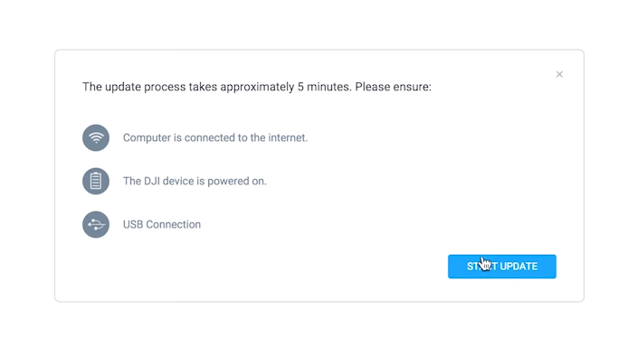 Updating your DJI Goggles from DJI Assistant | Heliguy