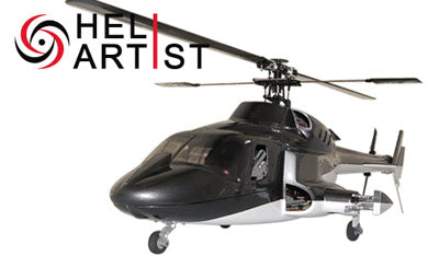 Custom Scale RTF Helicopters | Heliguy