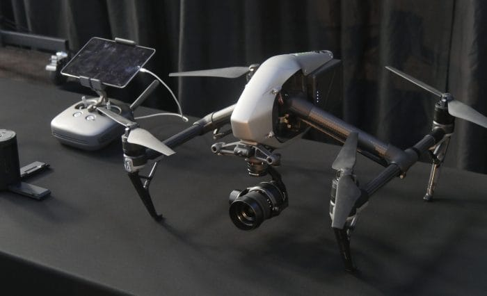 DJI Inspire 2 Ready to Fly