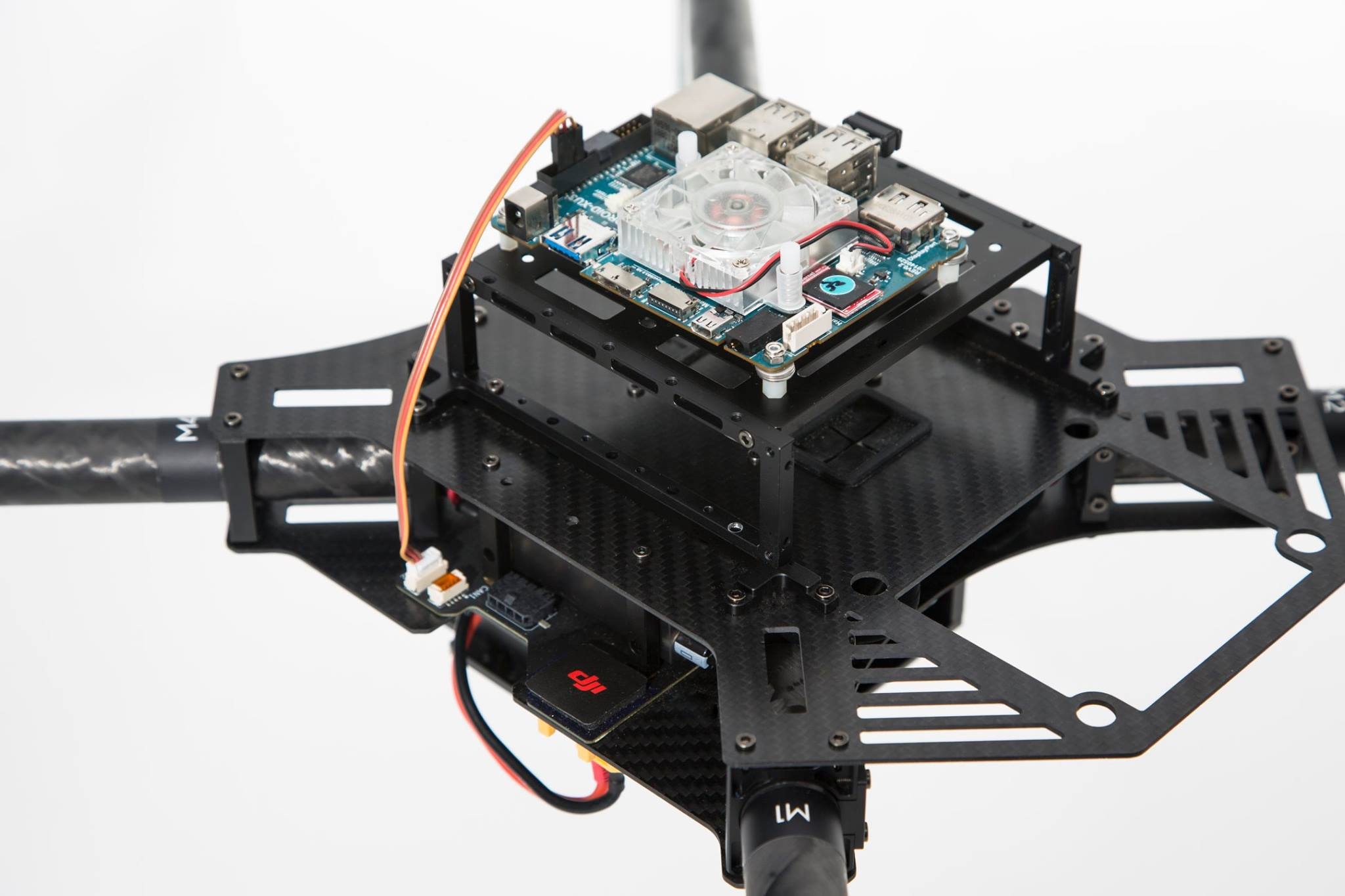 DJI Matrice Flight Control