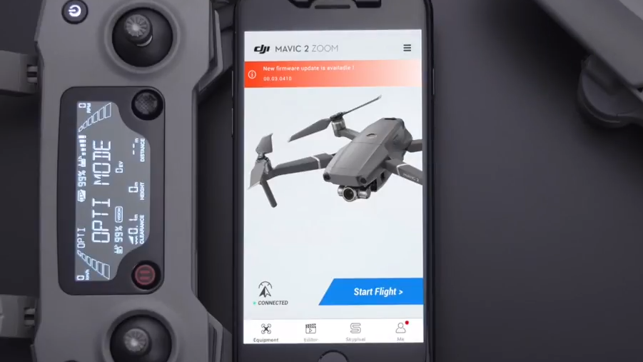 How to Update the Mavic 2 Firmware with DJI GO 4 | Heliguy