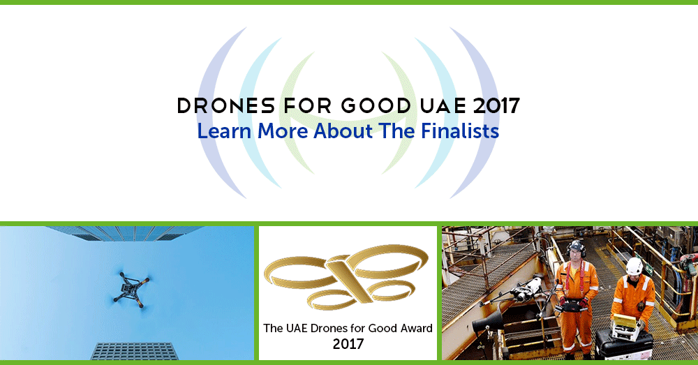 Drones for Good Banner