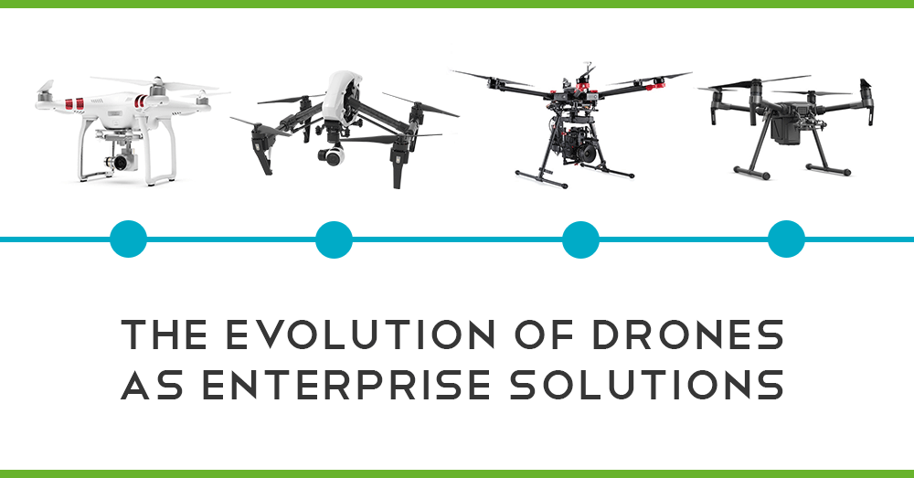 Any Nascent Technology Must Go Through A Number Of Phases Before Being Widely Accepted As An Effective Enterprise Solution In The Case Drones