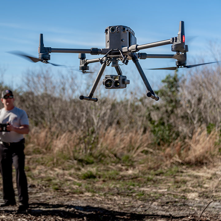 Matrice 300 RTK Drone for Public Safety