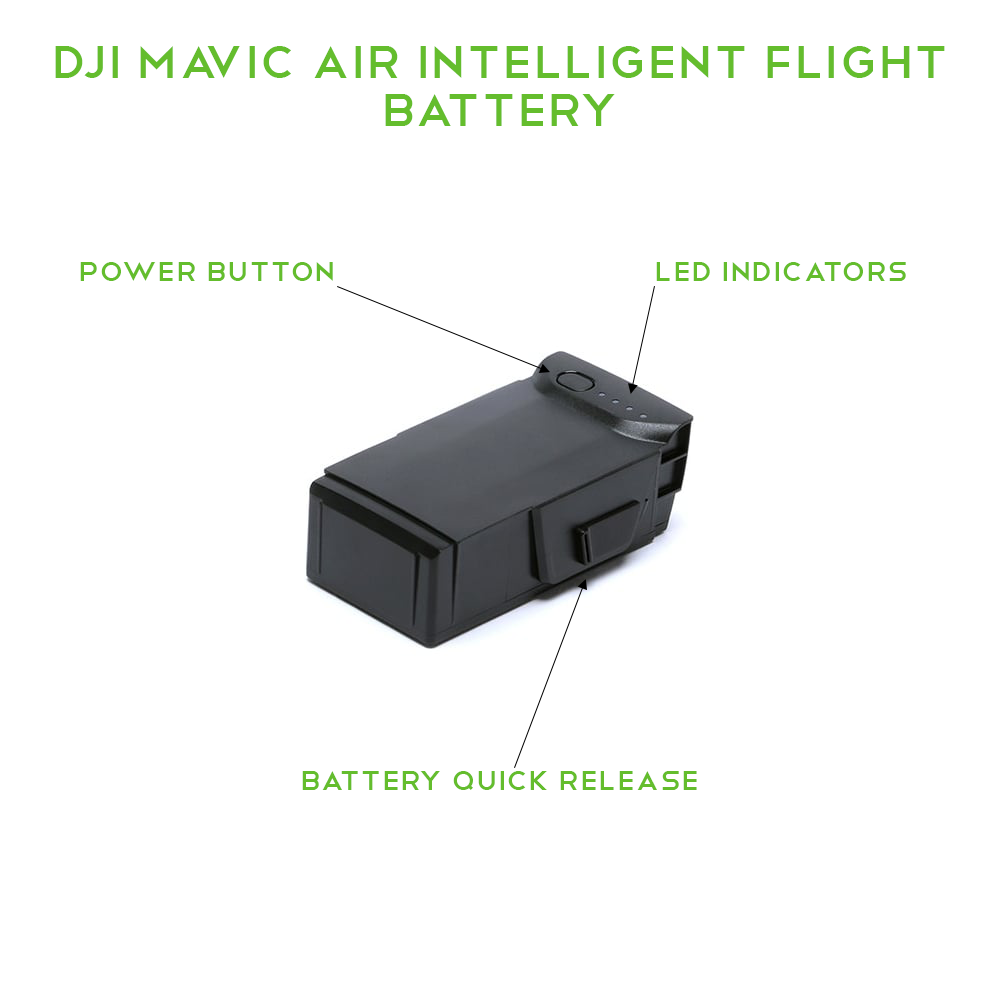 107b4109b7c DJI Mavic Air in Depth Series–Intelligent Battery | Heliguy