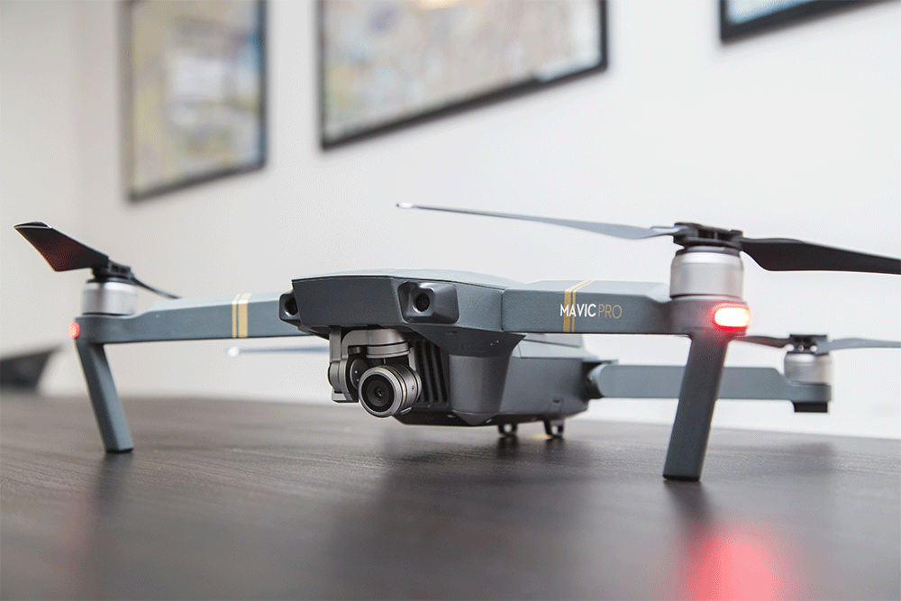 how to connect to mavic pro