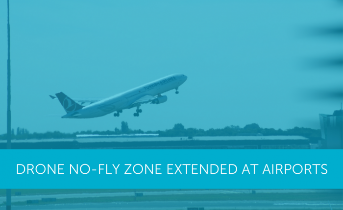 New extended drone no-fly zone in place from today | Heliguy
