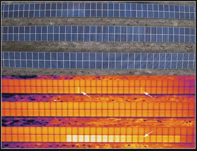 Drones can provide RGB and thermal data sets which helps you maximise your results and analysis.