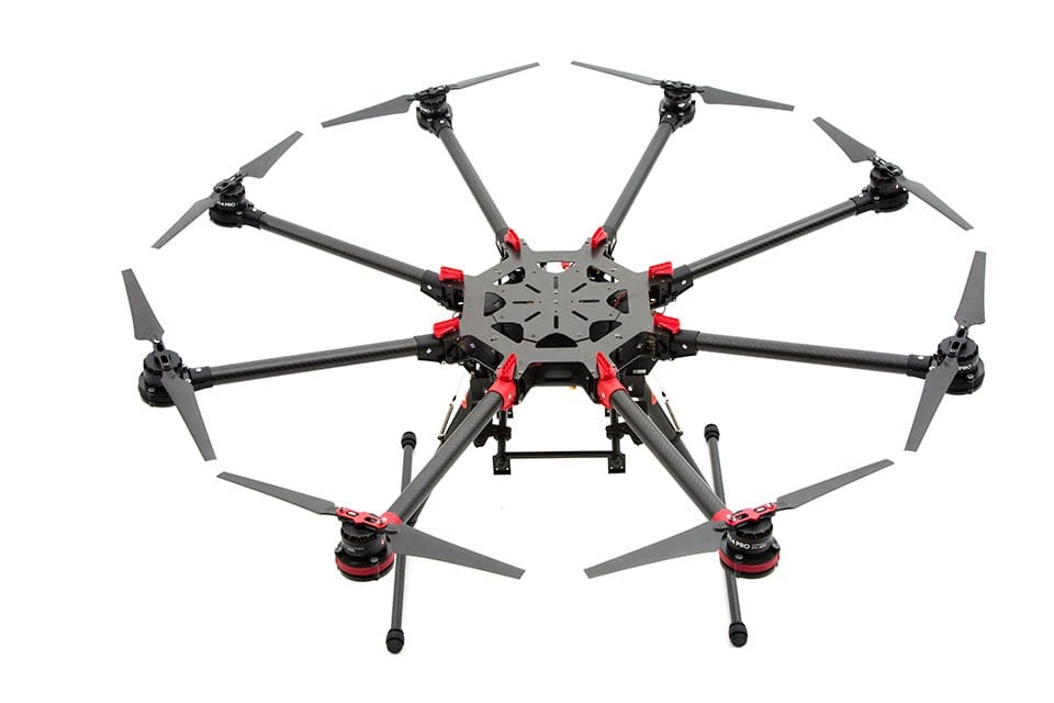 DJI Dropsafe compatible with S1000, S1000+ & S900