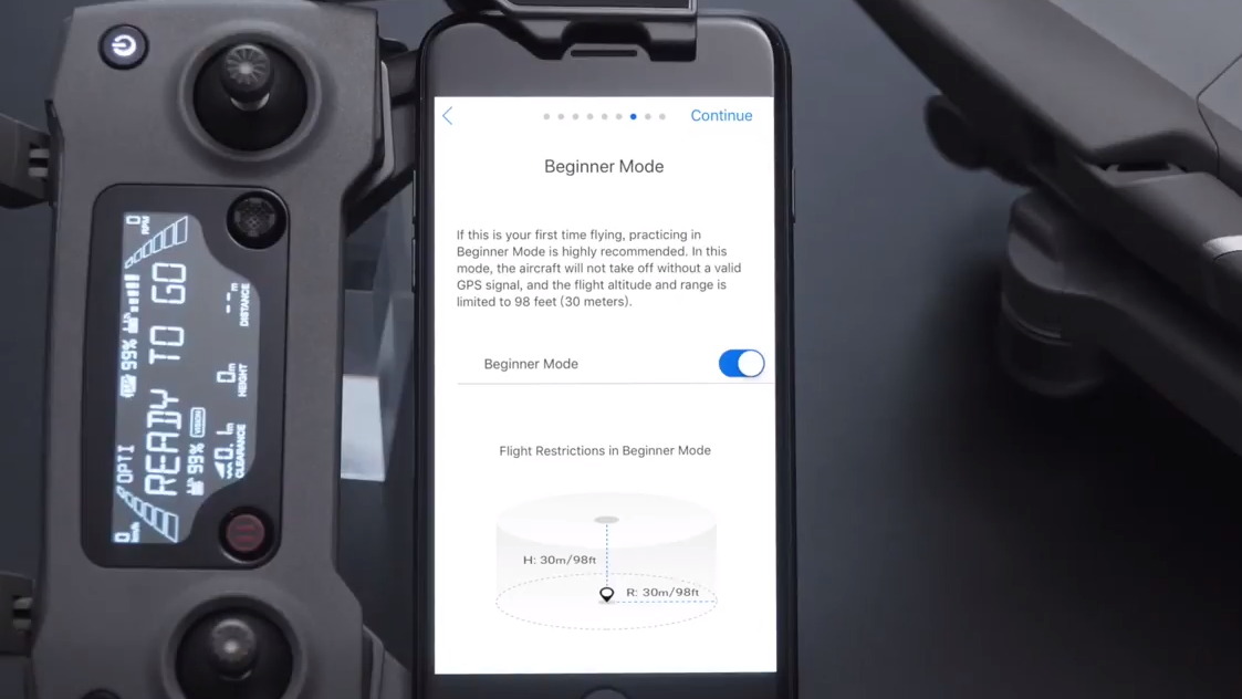 How to activate the DJI Mavic 2 | Heliguy