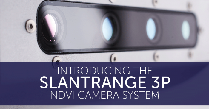 Introducing The SLANTRANGE 3P NDVI Camera | Heliguy