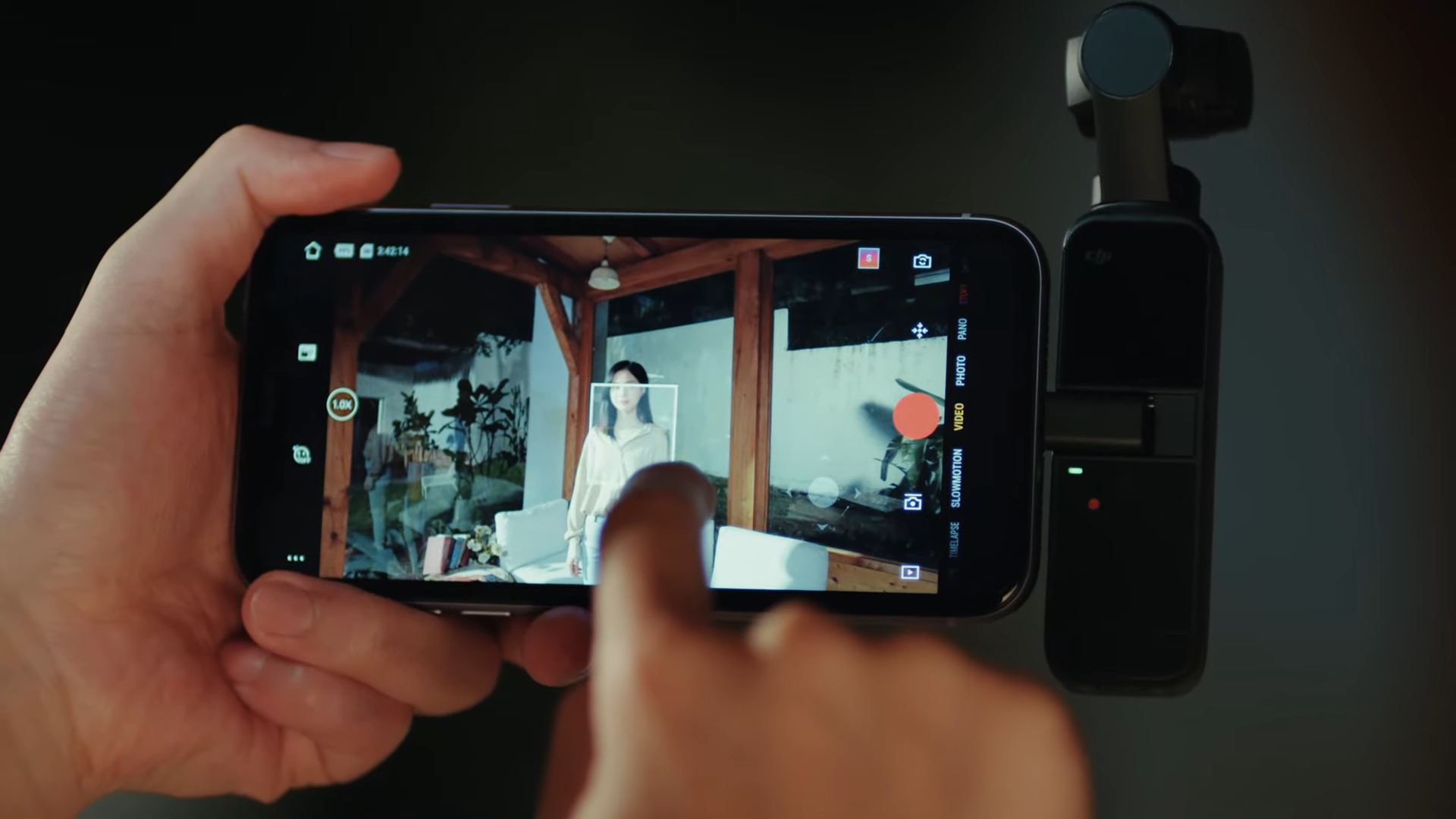Small enough to slip into your pocket, the DJI Pocket 2 Creator Combo is an intelligent 3-axis gimbal which can be taken anywhere. The Pocket 2 benefits from a larger sensor than the Osmo Pocket, with a 1/1.7″ sensor. It also has a 20mm f/1.8 lens with 93° FOV to enable a bright and wide cinematic look. Creatives have the tools to obtain crisp content, thanks to the Pocket's ability to shoot video at 4k/60fps at 100Mbps and capture 16MP or 64MP images in high-resolution mode. Other highlights include. HDR video has been added to make videos pop with vivid colours. Redeveloped AutoFocus, using Hybrid 2.0 AF. This blend of phase and contrast detection increases speed and accuracy. 8x zoom using 64MP mode, with 4x lossless quality using 1080p/16MP mode.