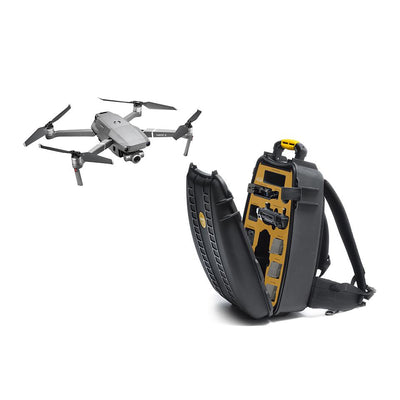 HPRC Hardshell Backpack for DJI Mavic 2 Pro or Zoom and Smart Controller.