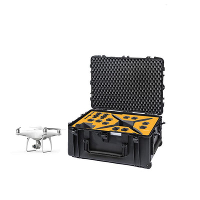 HPRC Phantom 4 RTK + D-RTK2 Ground Station Hard Case