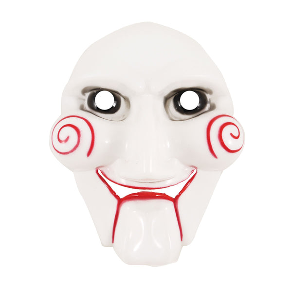 Adult Horror Scary Halloween Adult Jigsaw Face Mask Vampire Fancy Dress Mask