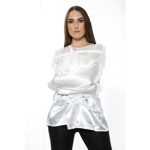 Adult Satin Straight Jacket