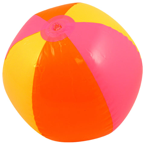 Inflatable Beach Ball Striped Swimming Pool Summer 50cm
