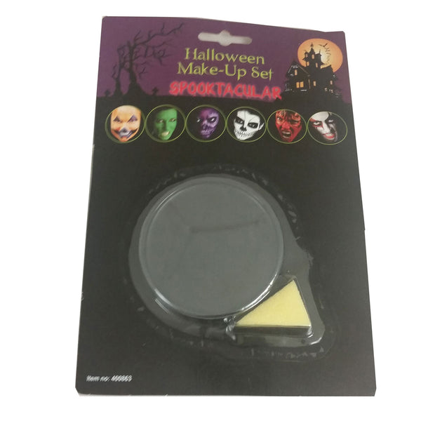 Halloween Black Base Make Up