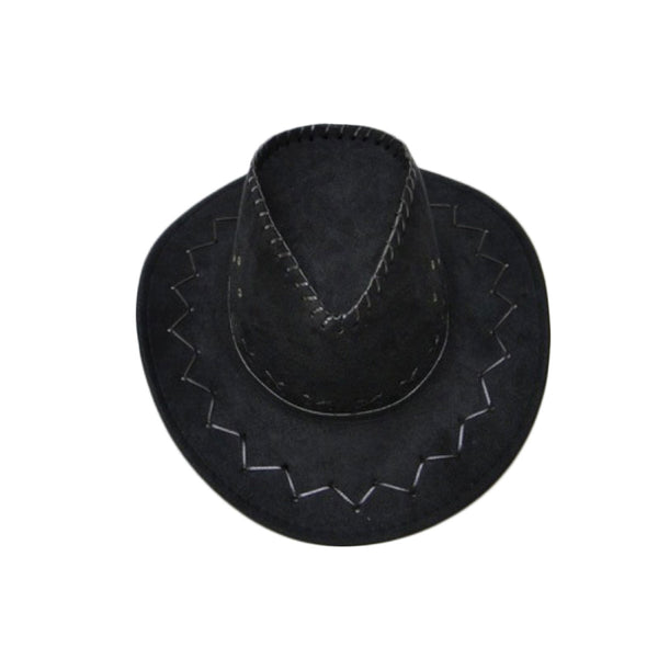 Mens Womens Wild West Fancy Cowgirl Cowboy West Hat Western Headwear Cap