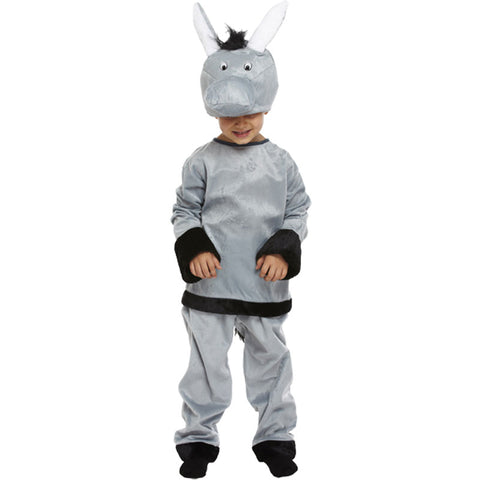 Children Donkey Costume Kids Fancy Dress Book Week Outfit