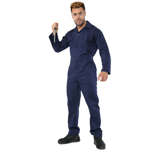 Adult Coveralls Boiler Costume Fancy Dress