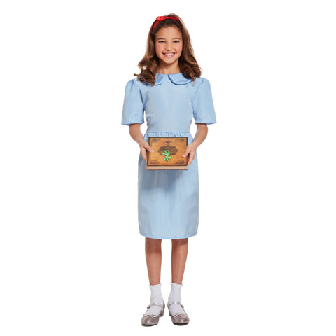 Children Magical Girl Costume Kids Fancy Dress Book Week Outfit