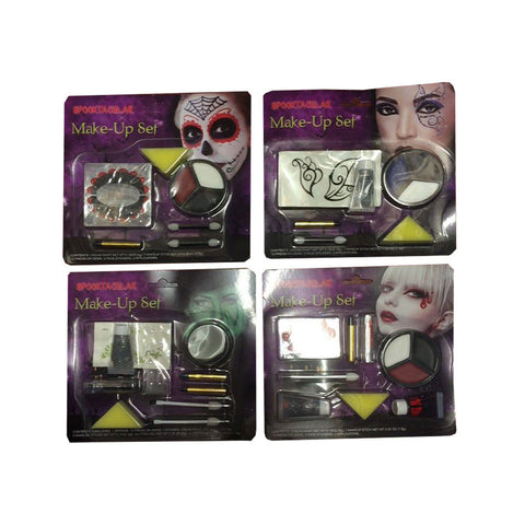 Halloween FX Makeup Set 4 Assorted