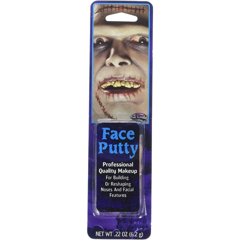 Halloween Scary Face Putty Makeup