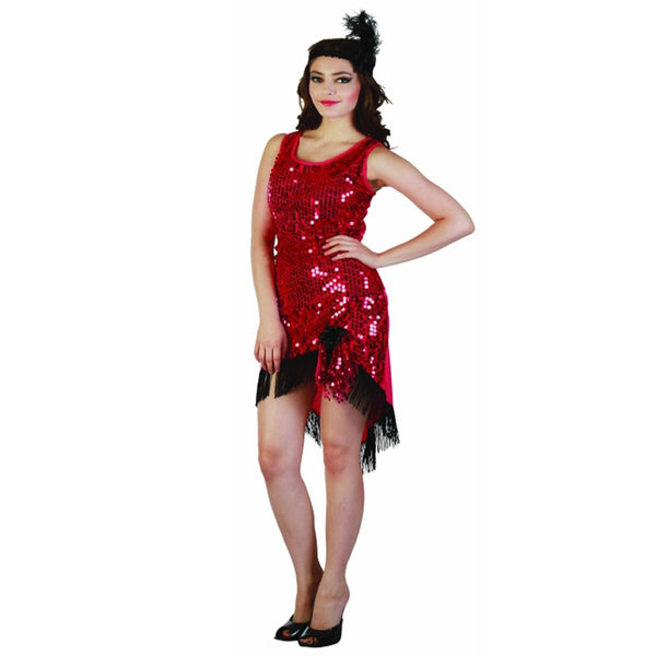 Ladies Flapper Adult Costume