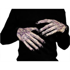 Halloween Ghoul Hands Scary Gloves Accessory
