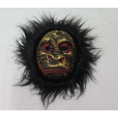 Halloween Unisex Gorilla Face Mask Scary Animal Fancy Dress Cosplay Party Accessory