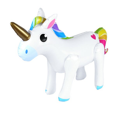 Inflatable Unicorn 53 x 35CM Floating Swimming Pool Beach Party