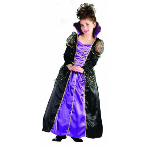 Girls Magical Princess Costume Kids Fancy Dress Book Week Outfit