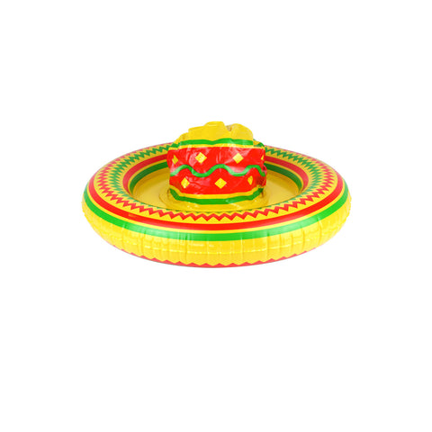 Inflatable Mexican Sombrero 53 cm