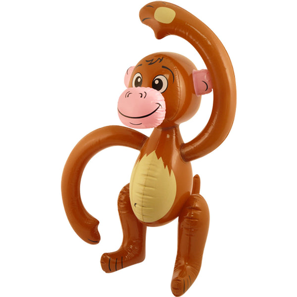 Inflatable Monkey 58 cm