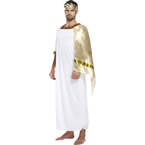 Adult Male Roman God Fancy Dress