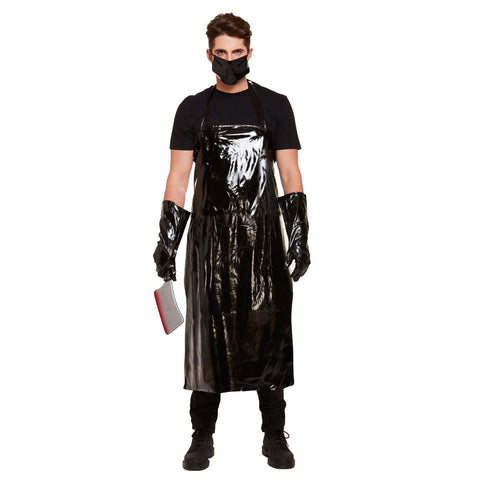 Adult Scary Butcher Costume Fancy Dress