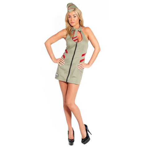 Ladies Adult Sexy Mayhem Costume