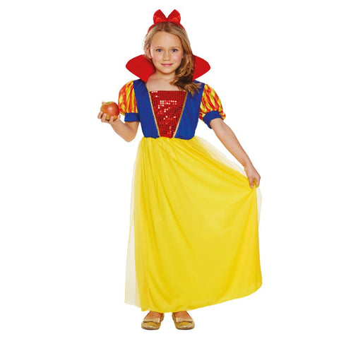Children's Snow Girl Costume