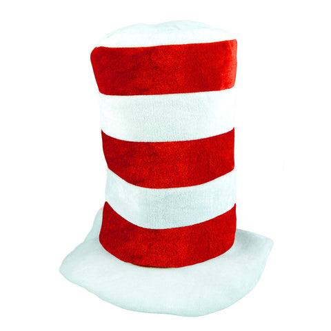 Unisex Tall Flat Plain Printed Hat Adults Fancy Dress Party Hat Accessories