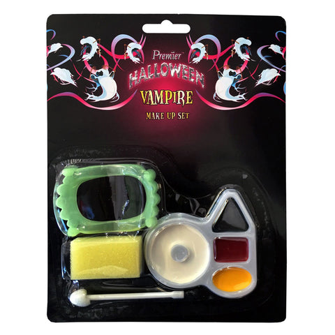 Halloween Vampire Make Up Kit Set