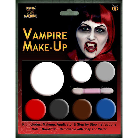 Halloween Vampire Multi Pallet Makeup